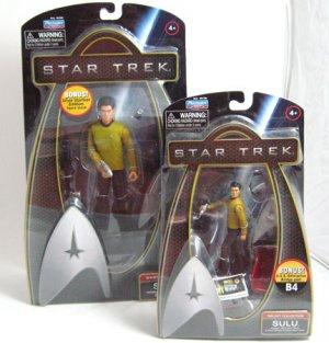 STAR TREK SULU Figure Lot MOC Enterprise Bridge Part B4