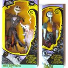 Nightmare Before Christmas Vintage Hasbro Talking Jack Sally Doll Set 1993 RARE