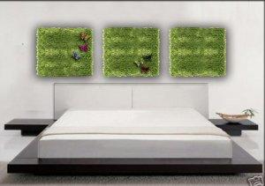 """ShaNickers Grass Art-""""Butterflies"""""""