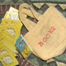 Vintage Lot of 16 Miniature Little Golden Book  western publishing inc.