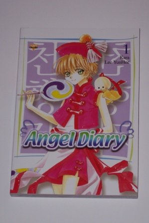 Angel Dairy Vol.1 (Softcover) **New**