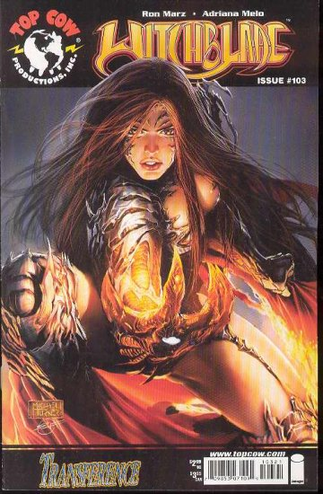 WITCHBLADE #103 Michael Turner Cover **New, Mint**