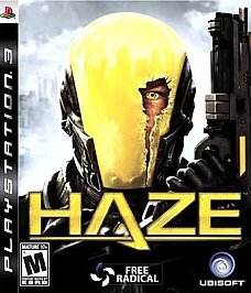 Haze (Playstation 3) *Brand new and Sealed* FREE SHIP