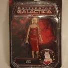 BattleStar Galactica Red Dress Six Figure (Autographed) - FREE SHIP