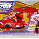 Shooter Bots Interactive Attack Robot (RED) Brand New
