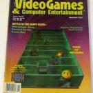 Videogames & Computer Entertainment November 1991