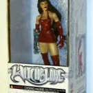 Top Cow Cs Moore Sara Pezzini Witchblade Red Dress Figure - NIB