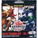 Bakugan Gundalian Invaders Battle Training DVD Vol. 2 - New & Sealed