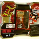 Bakugan Gundalian Invaders Bakutin RED - New & Sealed