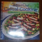 The Pampered Chef Casual COOKING