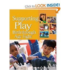 Supporting Play, Birth Through Age Eight