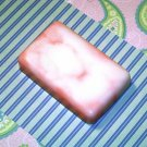 3 Handmade Pomegranate Scented Goats Milk Soaps