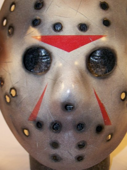 SOLD OUT Jason Voorhees Replica Movie Prop Mask from Friday the 13th Highest Quality