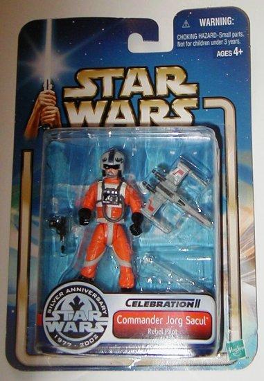 Commander Jorg Sacul figure Star Wars Celebration II Exclusive MOC George Lucas