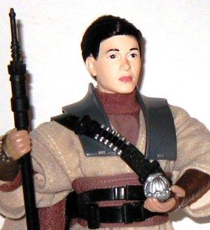 Star Wars Princess Leia Boushh 12 inch Bounty Hunter Action Figure by Hasbro