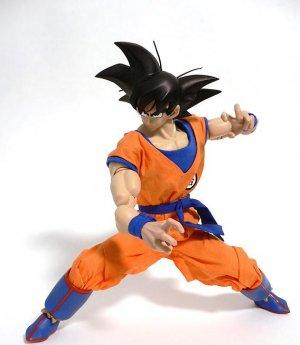 Dragonball Z Medicom RAH Real Action Hero Deluxe 12 Inch Collectible Figure Goku