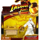 Indiana Jones Raiders of the Lost Ark Movie Deluxe Action Figure Indiana Jones with Ark