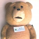 TED Talking 24 inch Bear with Green Rated R Tag with Changeable Batteries