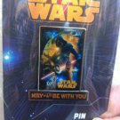 Star Wars May The 4th Be With You Pin Disney Store Exclusive Limited Edition 2014 FREE SHIPPING