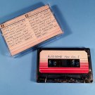 Guardians of the Galaxy Awesome Mix Vol. 1 Cassette Tape Replica Movie Prop FREE SHIPPING