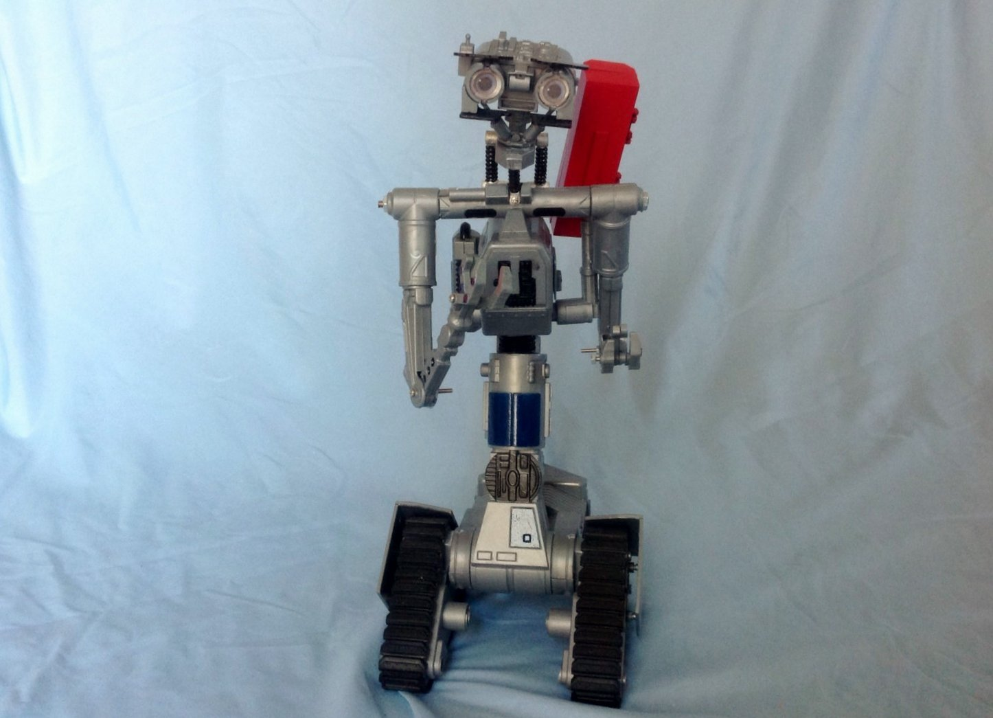Sold Out Johnny 5 Short Circuit 2 Toy Robot Replica Movie Prop Shortcircuit2