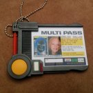 Fifth Element Leeloo Dallas Multipass Replica Movie Prop
