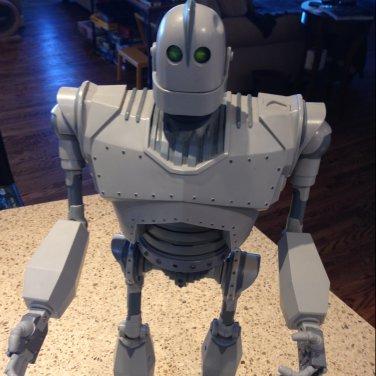 The Iron Giant 12 Inch Talking Robot Figure Motion Sensor Trendmasters Toys