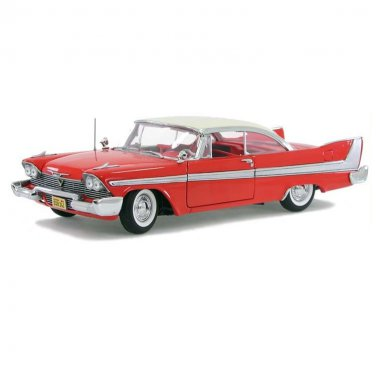 Christine Danbury Mint 1:24 1958 Plymouth Fury