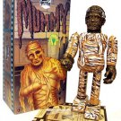 The Mummy Wind Up Tin Robot Licensed by Universal Studios Made In Japan