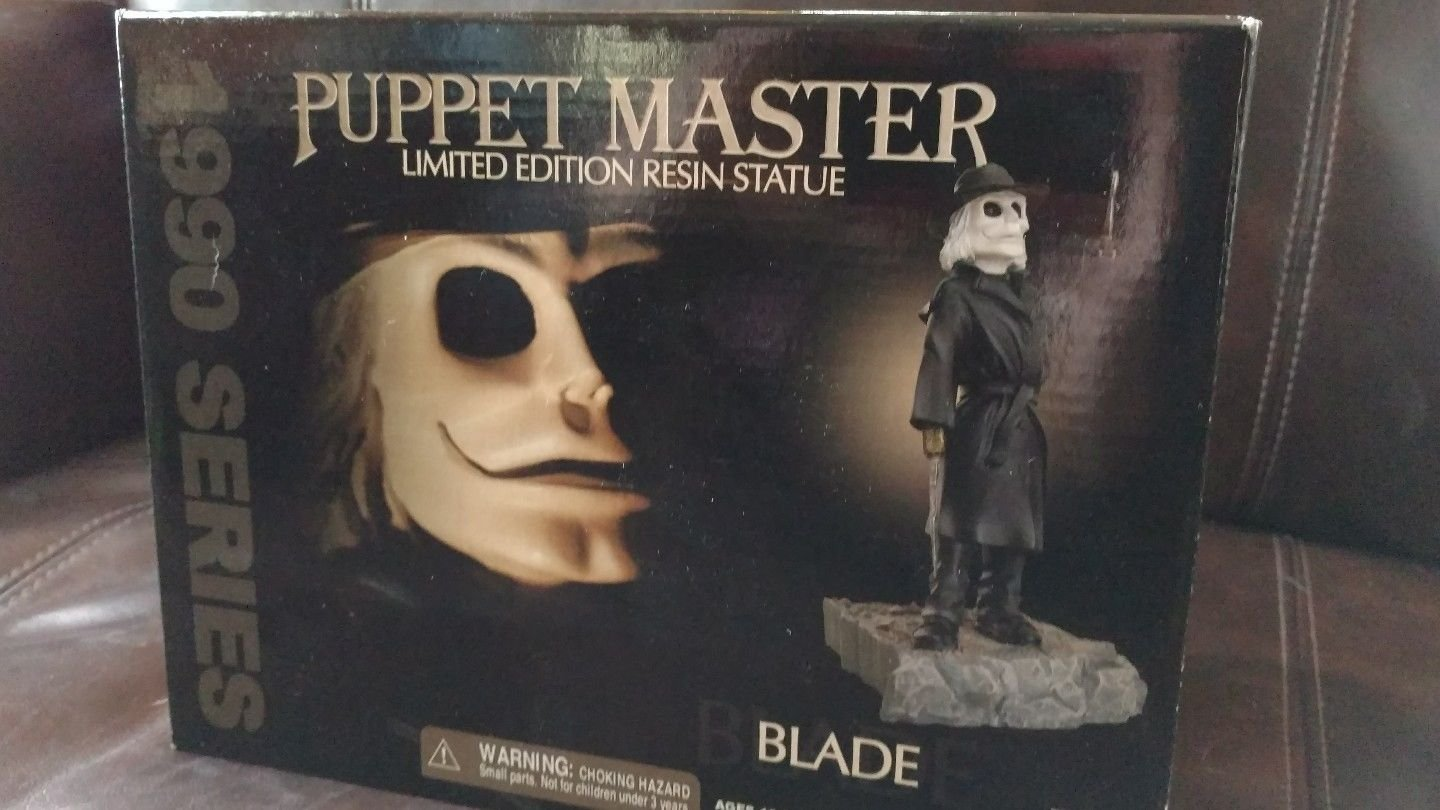 Puppet Master Blade Limited Edition Resin Statue