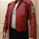 Genuine Leather Star Lord Jacket Guardians of the Galaxy Vol 1 Peter Quill