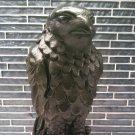 Maltese Falcon Life Size Replica Prop Solid Black Resin Statue Humphrey Bograt