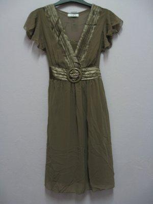 Butterfly dress - Beige