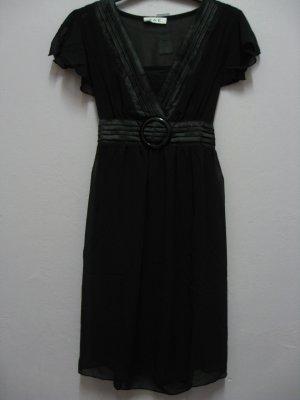 Butterfly dress - Black