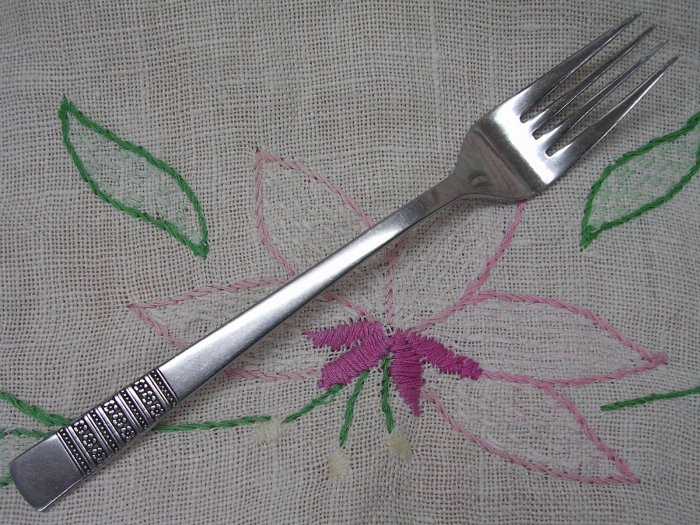 IMPERIAL IMI 56 IMI56 PLACE FORK IIC STAINLESS FLATWARE SILVERWARE