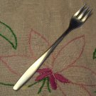 INTERNATIONAL TODAY SEAFOOD FORK DELUXE STAINLESS FLATWARE SILVERWARE