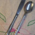 ONEIDA JASMINE or SIROCCO 2pc NORTHLAND STAINLESS FLATWARE SILVERWARE