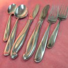 REED & BARTON EDGARTOWN 1PS/6pc SELECT STAINLESS FLATWARE SILVERWARE
