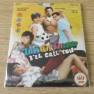 I'LL CALL YOU  LIK-SUN FONG and VIANN LEUNG MOVIE DVD 2006 THAI LANGUAGE