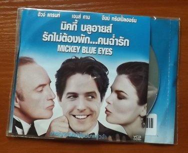 HUGH GRANT JAMES CAAN JEANNE TRIPPLEHORN MICKEY BLUE EYES MOVIE DVD 1999 THAI LANGUAGE