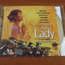 THE LADY  MICHELLE YEOH DAVID THEWLS JONATHAN WOODHOUSE MOVIE DVD 2011 THAI LANGUAGE