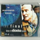 THE FINAL CUT  ROBIN WILLIAMS JIM CAVIEZEL MIRA SORVINO MOVIE DVD 2004 THAI LANGUAGE