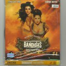 BANDIDAS    PENELOPE CRUZ SALMA HAYEK STEVE ZAHN MOVIE DVD 2006 THAI LANGUAGE