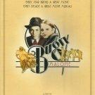 BUGSY MALONE  JODIE FOSTER SCOTT BAIO JOHN CASSISI MARTIN LEV  MOVIE DVD 1976