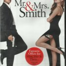 BRAD PITT ANGELINA JOLIE ADAM BRODY MR & MRS SMITH MOVIE DVD 2005 ENGLISH LANGUAGE