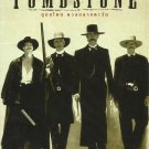 TOMBSTONE  KURT RUSSELL VAL KILMER SAM ELLIOTT POWERS BOOTHE MOVIE DVD 1993