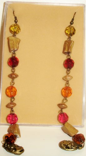 Mixed Colors Earring