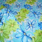Cotton Fun Blue Floral