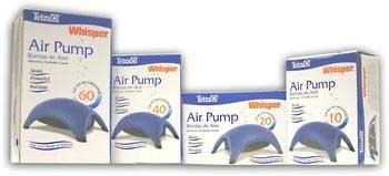 Whisper 10 Air Pump (new Design)