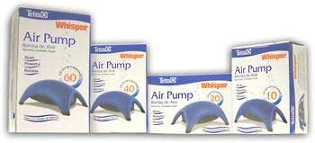 Whisper 10 Air Pump (new Design Ul Approved)